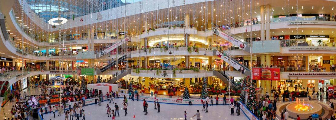 controles de plagas centros comerciales
