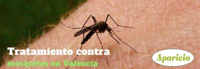 Tratamiento contra mosquitos